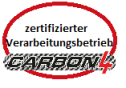 zertifizierter Verarbeitungsbetrieb Carbon 4
