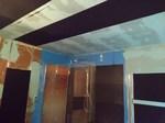 Infrarotheizungen im Bad, an Wand und Decke, auch als Fußbodenheizung möglich
